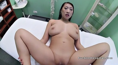 Nurses, Asian doctor