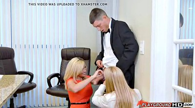 Throat fuck, In office