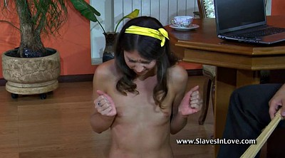 Spank, Spanking, Maid spanking, Maid punished