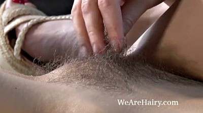 Shoes, Clit piercing, Hairy clit, Victoria, Pierced clit, Hairy ebony