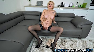 Granny, Mature blowjob