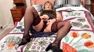 Stockings, Polish, Black tranny, Shemales cumming, Tranny cum, Shemale cumming