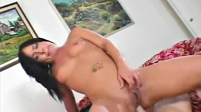 Anal toy, Throat creampie