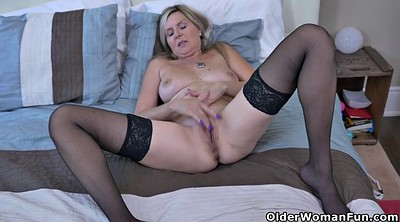 Mother, Mature ebony