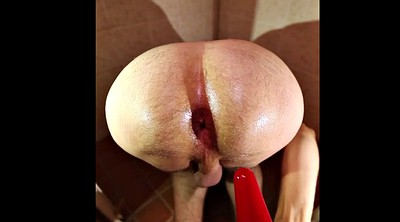 Vibrated, Anal casting