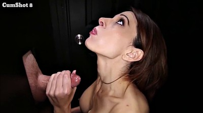 Gloryhole, Deep throat