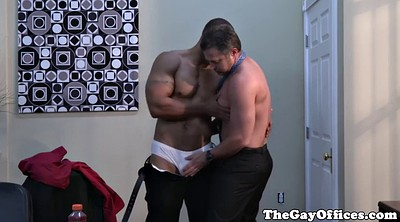 Office, Black gay, Office black, Gay office, Black white gay