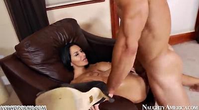 Ava addams, Young boy