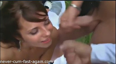 Bride, Screaming anal, Brunette anal