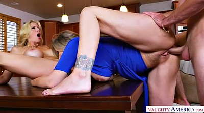 Julia ann, Julia, Milf kitchen, Mature missionary