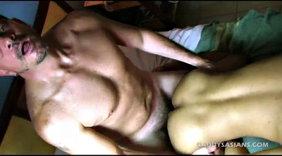 Father, Sucking, Asian gay, Asian feet, Old young gay, Old asian