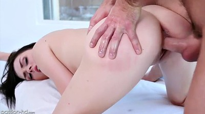 Oil, Oil massage, Riding dick, Nice pussy