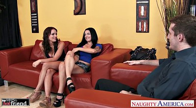 Threesome, Katrina jade, Kayla, West