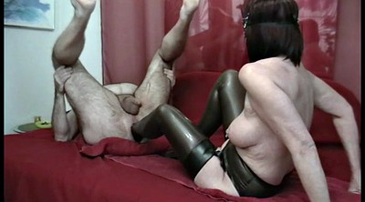 Stockings, Foot fist, Fist anal, Stocking foot, Latex bdsm, German fisting