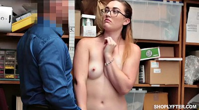 Security, Shoplifter, Kat young