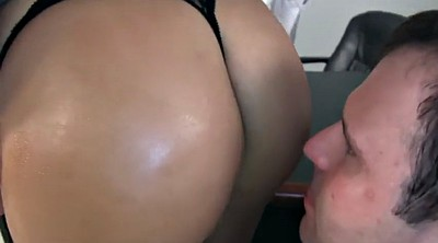 Spanked, Office spanking, Asses