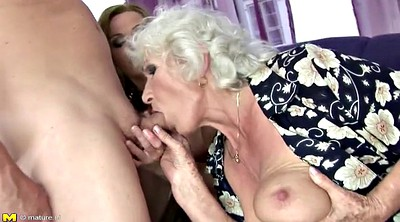 Old mom, Amateur piss