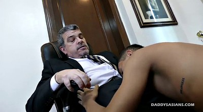 Old gay, Asian old, Old daddy gay, Office gay, Interracial asian, Old dad