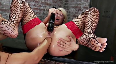 Anal fisting, Anal slave