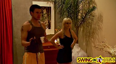Stranger, Swingers party