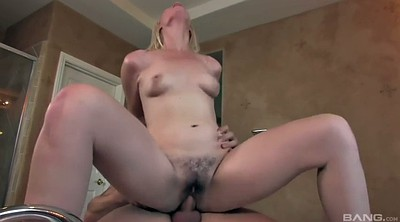 Cumshot, Bathing, Hairy shower, Hairy pussy orgasm, Face sitting orgasm, Bath