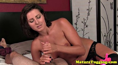 Dirty talk, Dirty talking, Mature handjob, Milf handjob, Talk