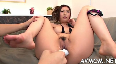 Mature asian, Asian blowjob