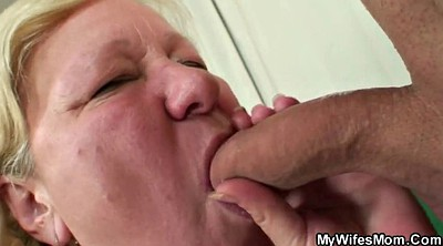 Mother, Mothers, Huge, Mature riding, Boob, Mature and young