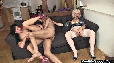 Old couple, Mature threesome, Mature couples, Teen couple, Sons girlfriend, Sons gf