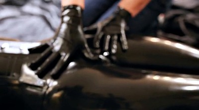 Tickle, Tickling, Tickled, Rubber