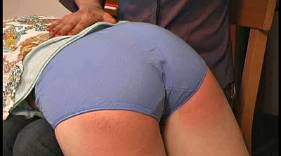 Red head, Red, Spankings