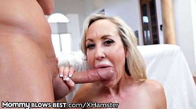 Brandi love, Stepson, Mouth, Milf young, Brandy love, Deep mouth