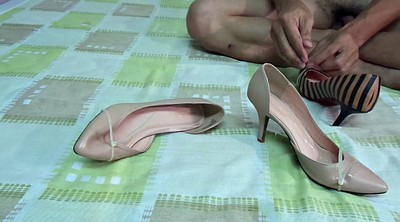 Shoe, High heels, Shoes, High heel shoes, Roped, High-heeled shoes