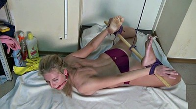 Tied, Gagging