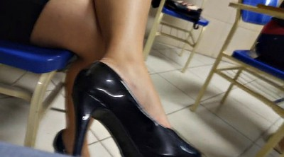 High heels, Candid, Tatoo