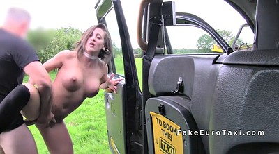 Taxi, Fake taxi, Busty