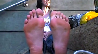 Foot fetish, Sole, Smelly