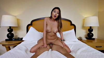 Hotel, Asian creampie