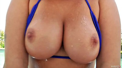 Breast, Natural, Karlee grey