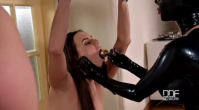 Latex, Latex anal, With, Latex bdsm, Bdsm latex