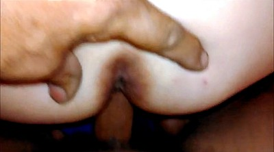 Amateur creampie, Bbw anal, Close up anal
