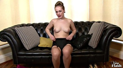 Nylon masturbation, Orgasms