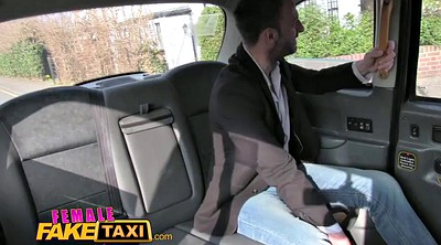 Fake taxi, Belgium, Women orgasm, Fake driver