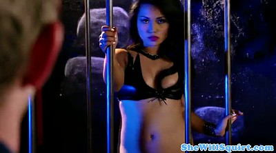 Asian bondage, Swing, Swings, Stripper, Asian peeing