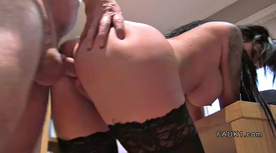Anal casting, Casting anal