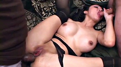 Asian gangbang, Interracial anal, Anal gangbang, Hookers, Wicked, Taiwanese