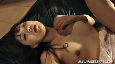Asian, Orgasm, Double, Wild orgasm