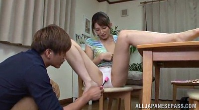 Asia, Hairy pussy