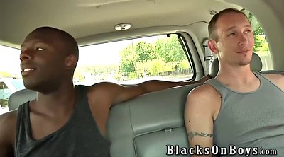 Interracial gay, First