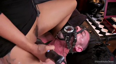 Face, Mistress, Dildo squirt, Dildo ride